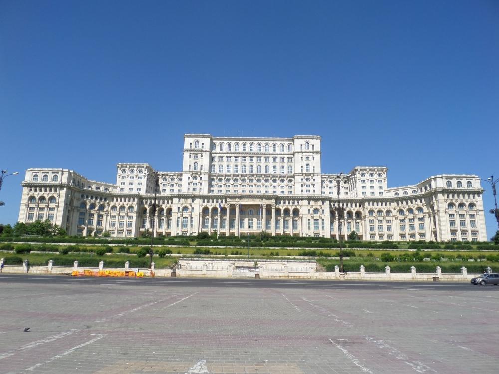 Besök i #Bukarest , Rumäniens huvudstad, av #reseUlf (1/6)