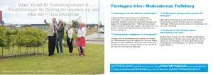 (M)ed kärlek till Trelleborg satsar vi på tillväxt och framtid
