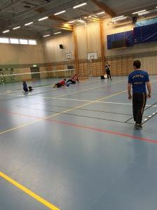 Svenska landslaget tränar i Trelleborg inför VM i Sydkorea