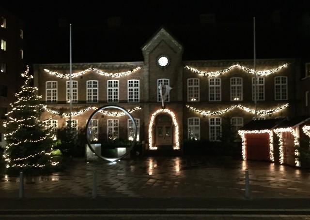 Rådhuset i Trelleborg