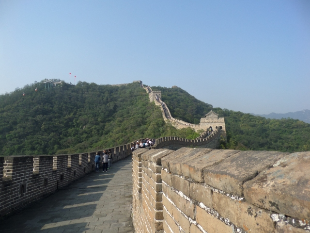 Den storslagna Kinesiska muren