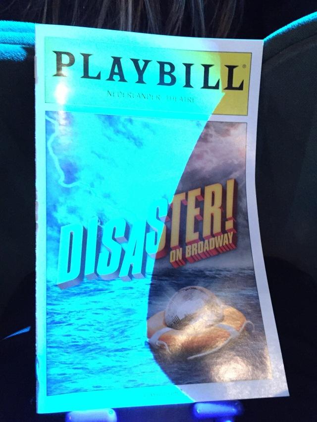 Kvällens musikal - Disaster