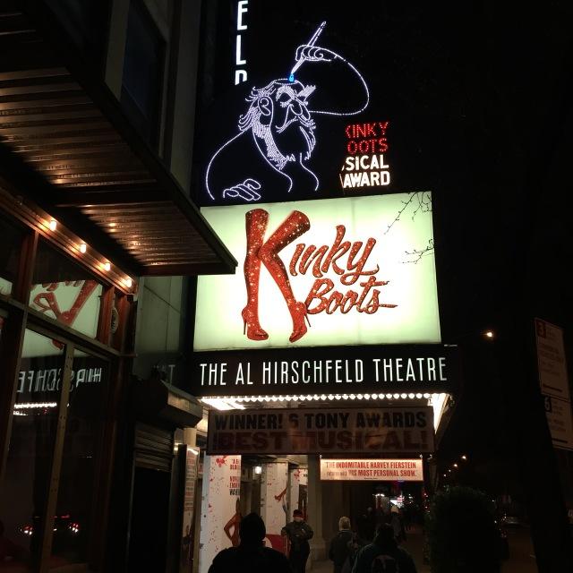 En trevlig kvällsunderhållning - Kinky Boots