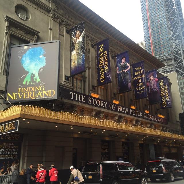 Finding Neverland är berättelsen om hur Peter Pan skapades