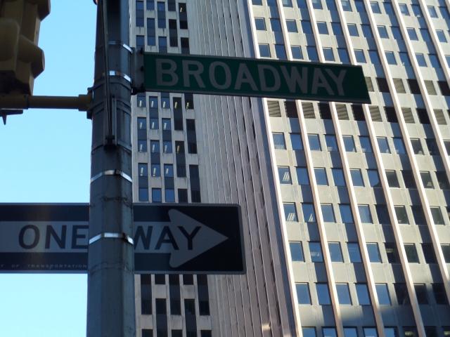 Broadway - inte bara en gata utan synonymt med musikaler och underhållning i New York