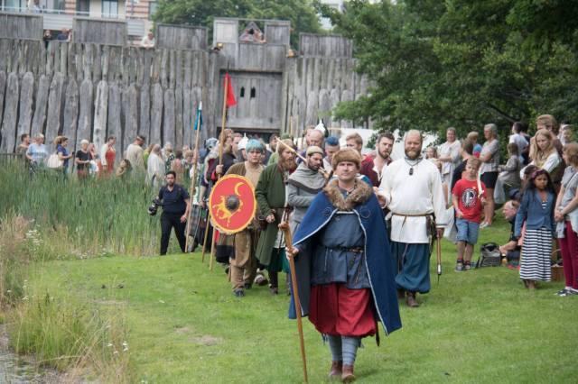 Våga ta steget och satsa på Trelleborgen i Trelleborg