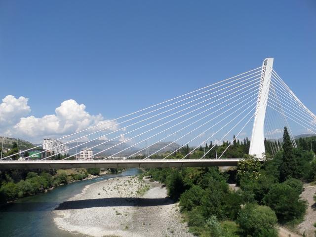 Milleniebron i Prodgorica