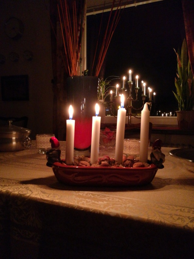 Tredje advent firas