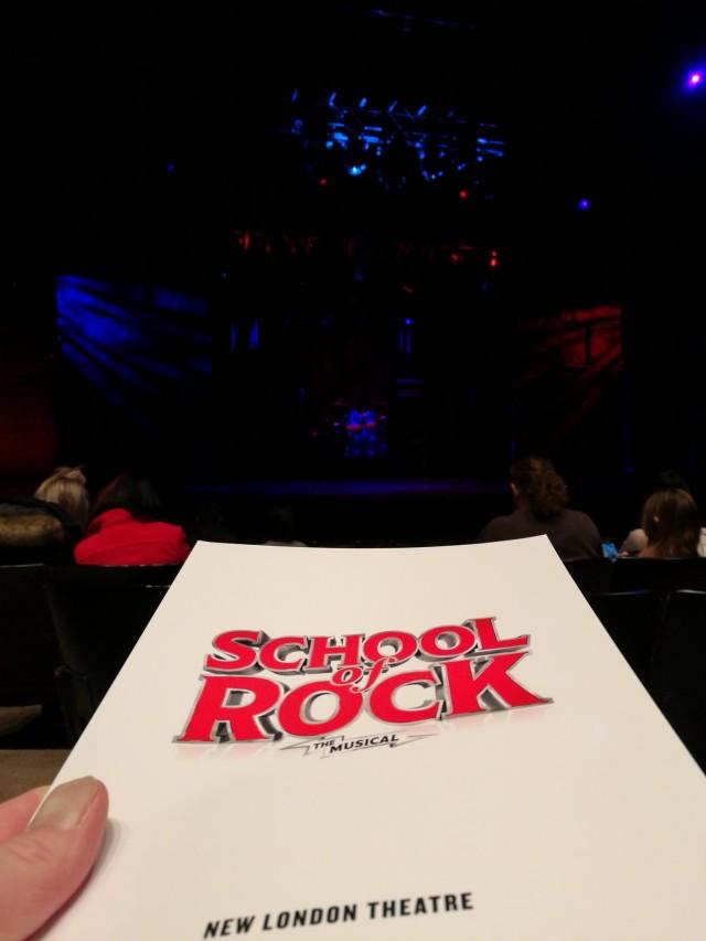 Redo för School of Rock