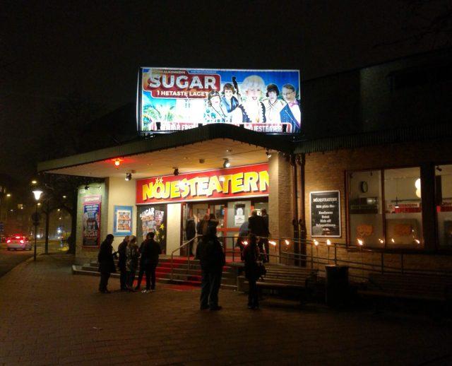 Sugar - i hetaste laget på Nöjesteatern i Malmö