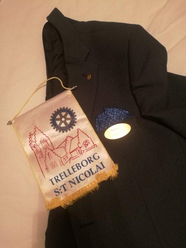Redo för Rotary