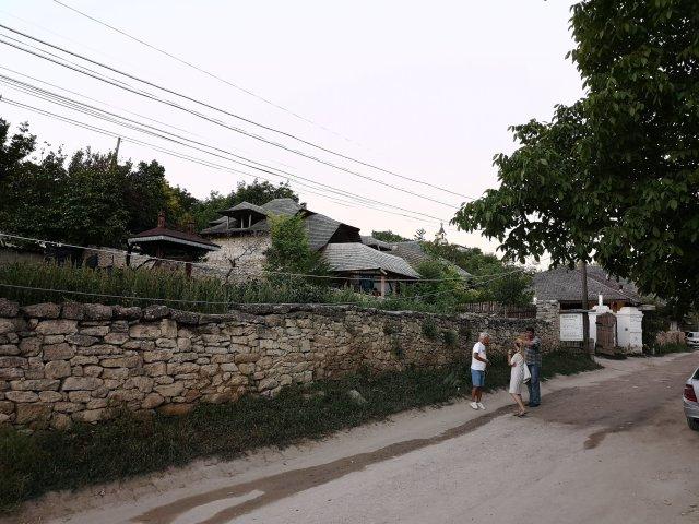 Vingård utanför Chisinau