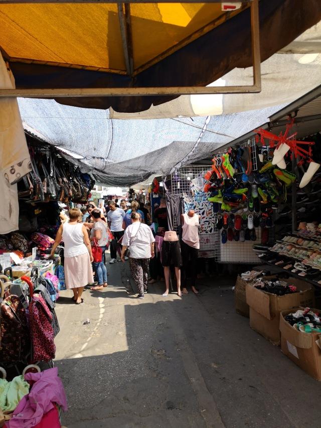 Marknaden i Chisinau