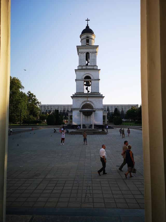 Klocktornet vid katedralen