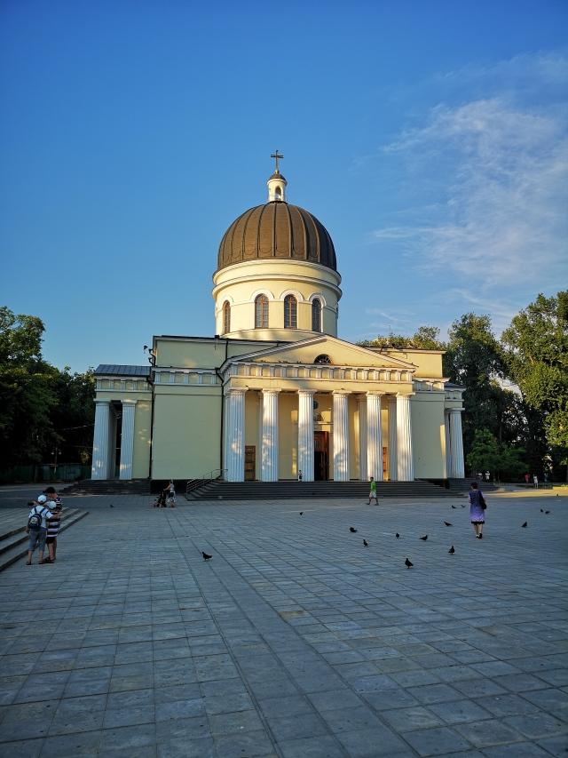 Katedralen i Chisinau