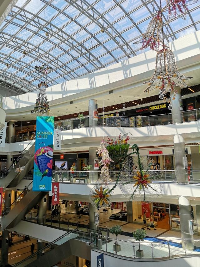 Köpcentrum i Chisinau