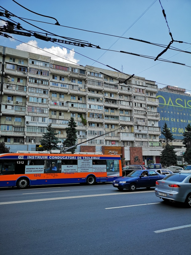 Höghus i Chisinau