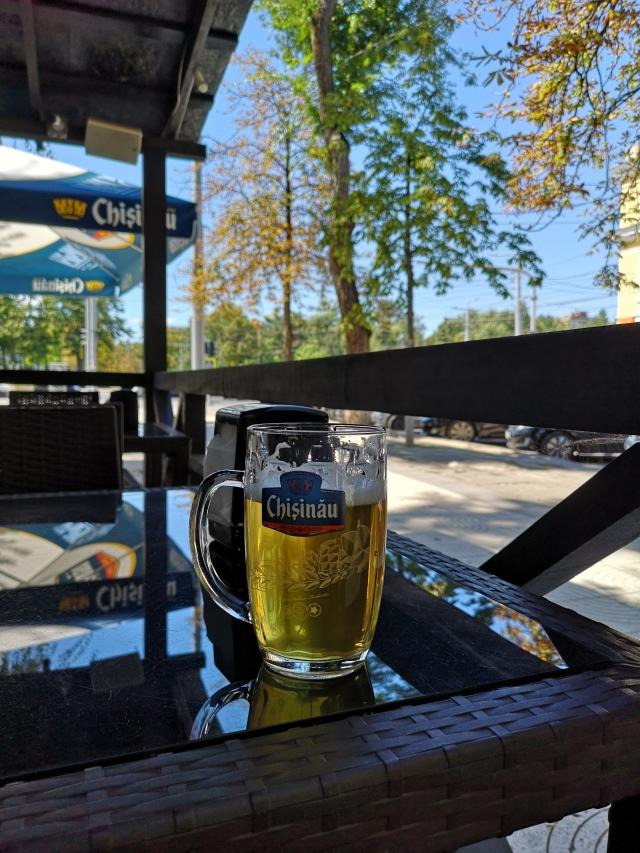 Öl från Chisinau
