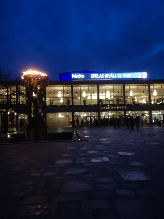 Ikväll spelas musikalen Matilda på Malmö Opera