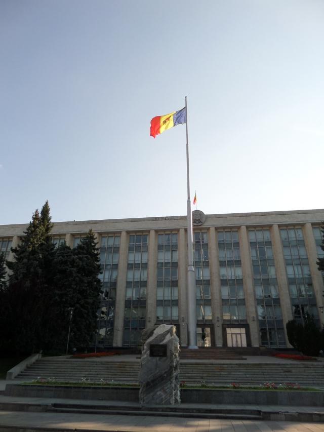 Regeringens hemvist i Chisinau