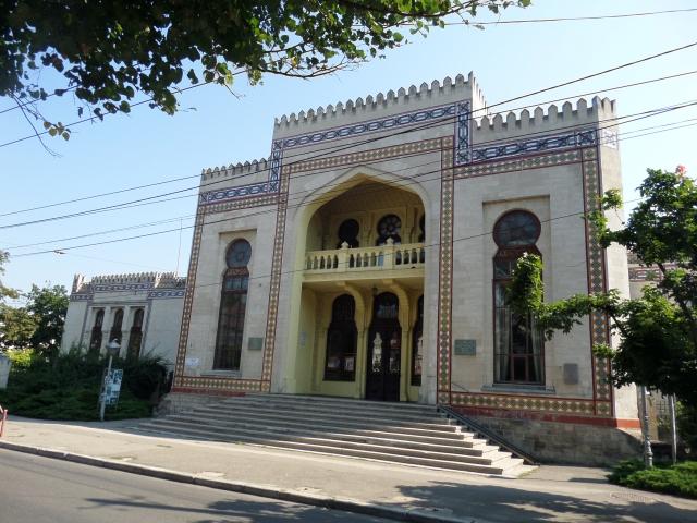 Etnografiska och historiska museet i Chisinau