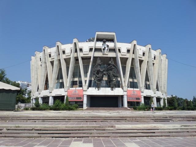 Öde Cirkus i Chisinau