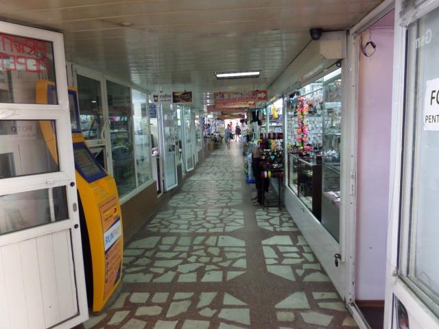 Små butiker under jorden