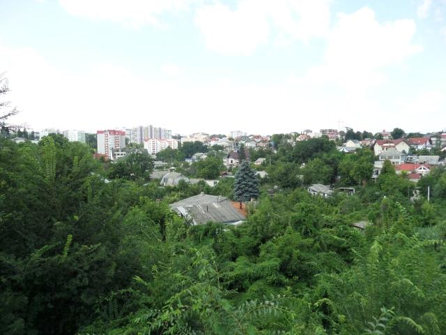 Grönskan i Chisinau