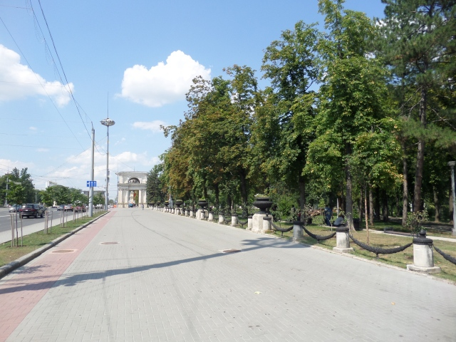 Gatubild Chisinau