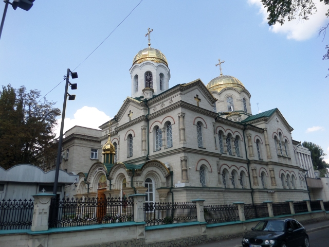 Transfigurationskyrkan i Chisinau