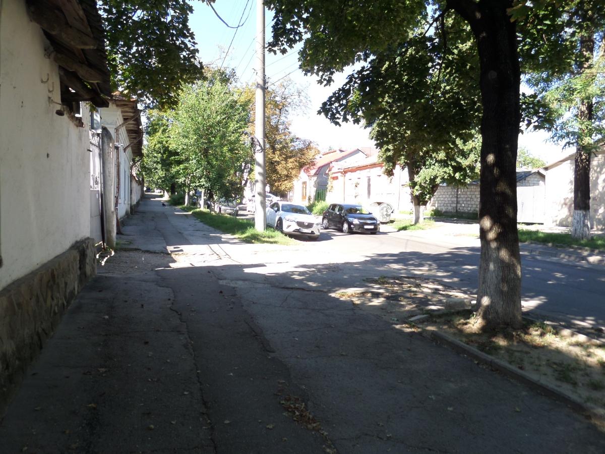 En gata i Chisinau