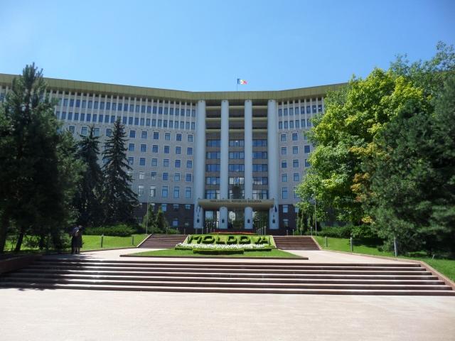 Parlamentet i Moldavien