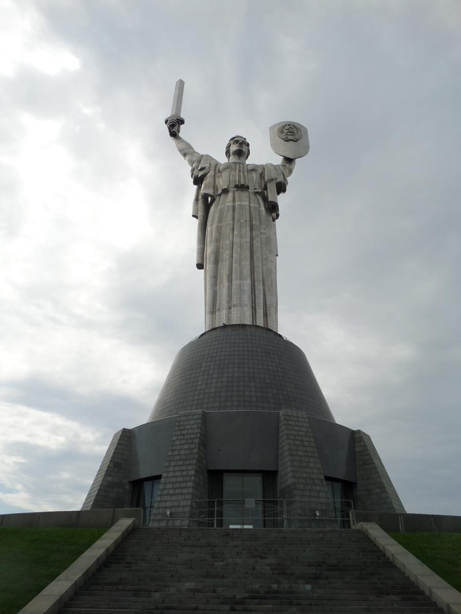Den stora symbolen för vinsten i Andra världskriget