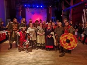 Vikingarna kom till REM